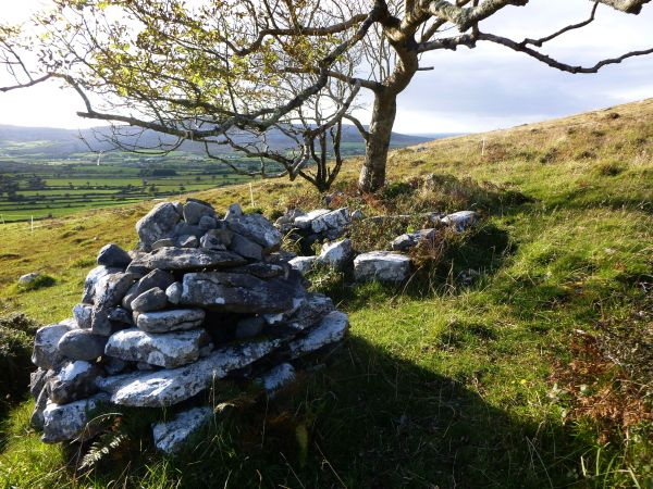 St. Colman's Well Oughtmama Holy Well of the Burren