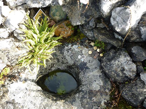 Tobar Iníon Baoith Burren Holy Wells