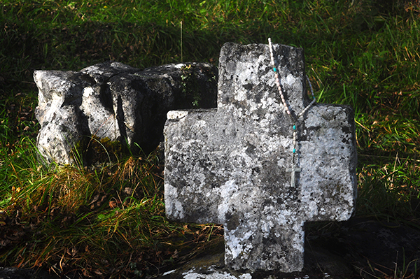 Holy Wells in the Burren - St. Colmcille