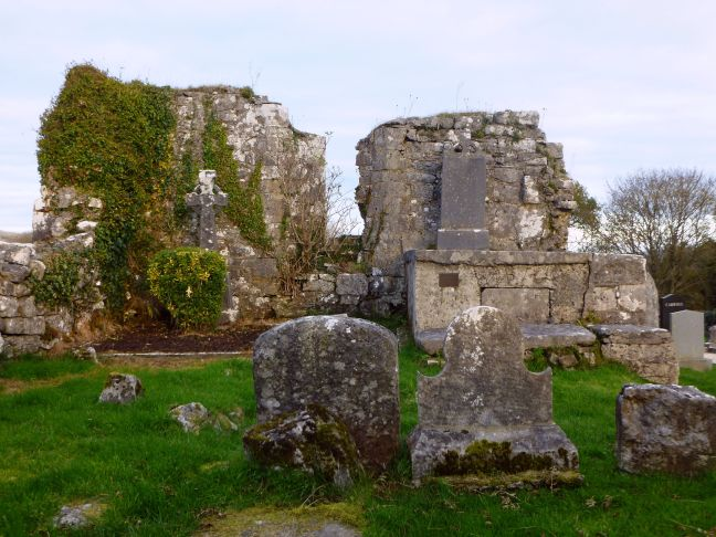 Glencolmcille church