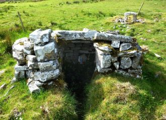 Burren Holy Well Cahermakerila Tobar Cholmain